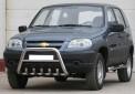 Новая Chevrolet Niva получит все внедорожные качества своих предшественников