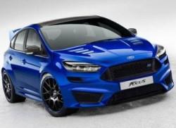 Возможно, Форд оснастит Focus RS системой полного привода