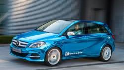 В Мерседес хотят построить конкурента модели БМВ i3