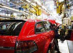 Американские автопроизводители снижают выпуск автомобилей