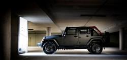 В ателье Khan появилась новая программа доработки для JeepWrangler