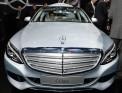 Топливный бак C-класса Mercedes-Benz оказался неожиданно маленьким