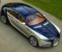 Фирма Bugatti отказывается выпускать седан Galibier