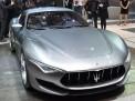 В своем Alfieri компания Maserati демонстрирует дизайн марки на предстоящий век