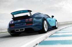 Bugatti тестирует автомобиль, который станет преемником Veyron
