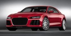 Серийный автомобиль Ауди Quattro будет очень «горячим»