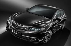На российском рынке запустили продажи первого седана Acura