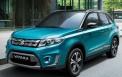 Сузуки представили новый автомобиль под названием Vitara