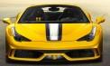 Феррари представили родстер 458 Speciale A