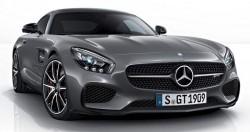 Новый Мерседес AMG GT теперь вышел в спецверсии