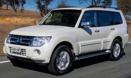 Следующее поколение Mitsubishi Pajero под вопросом