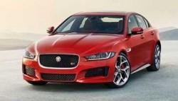 Обзор автомобиля Jaguar XE
